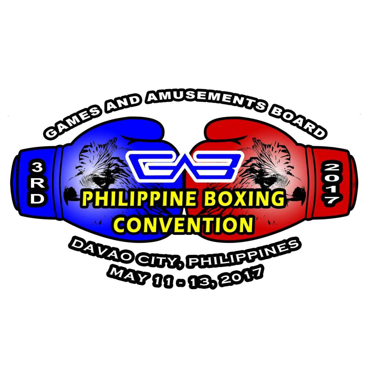3rd Gab Ph Boxing Convention In Davao May 11 13 Fight News Asia