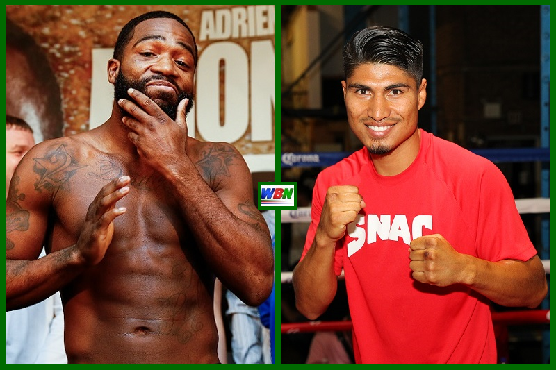 Mikey Garcia moves up, faces Adrien Broner at 140 on July 29 ...