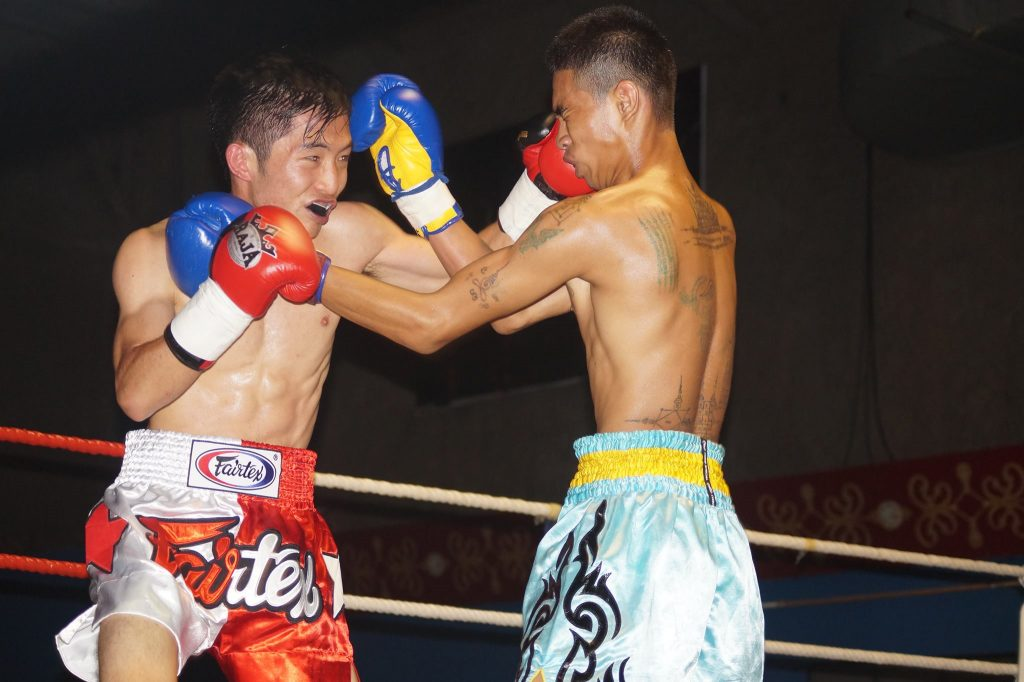 Young asian boxers 6
