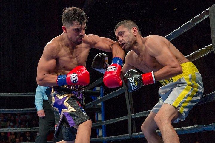 Victor Ortiz vs. Devon Alexander in the works for February ...