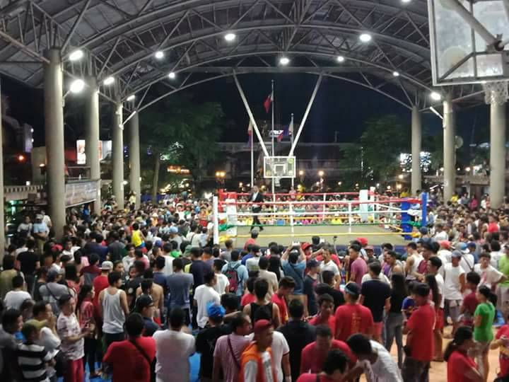 Binan's Boxing Tradition Moves On
