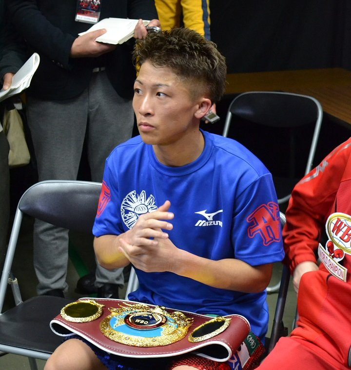Naoya Inoue Looking To Destroy Jamie McDonnell On Friday