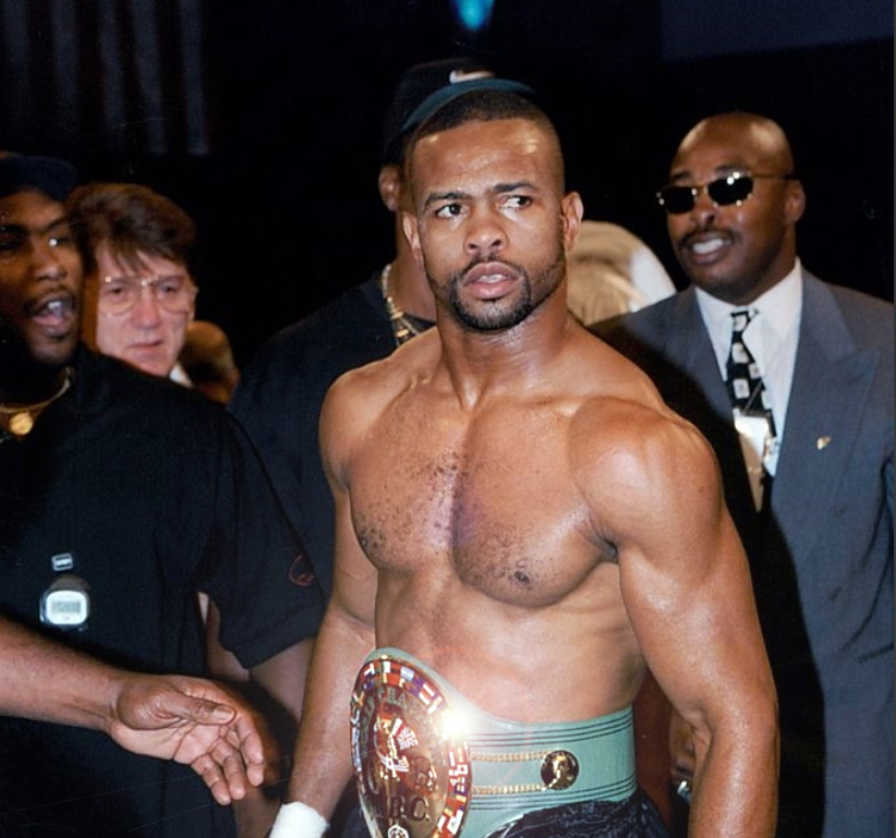 What A Day With Roy Jones Jr!