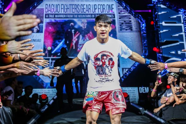 How Becoming A Father Has Changed Danny Kingad's Life - Fight News Asia