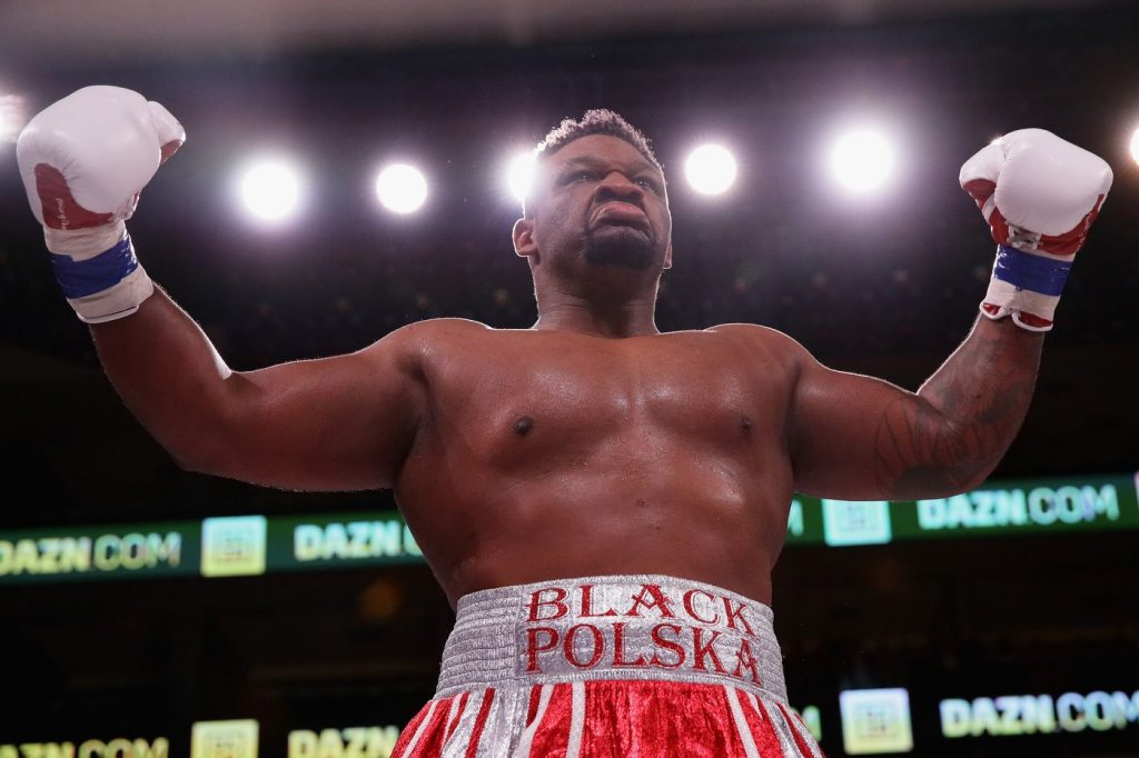 jarrell miller headlines november 17th dazn card fight