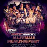 Female Fight League