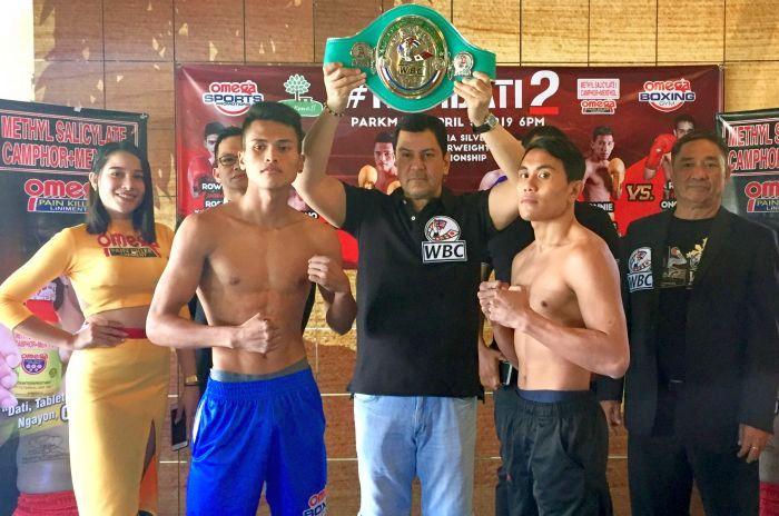 War Dog Tomjune Mangubat vs The Silencer Arnel Baconaje for WBC Asia Silver Featherweight Belt