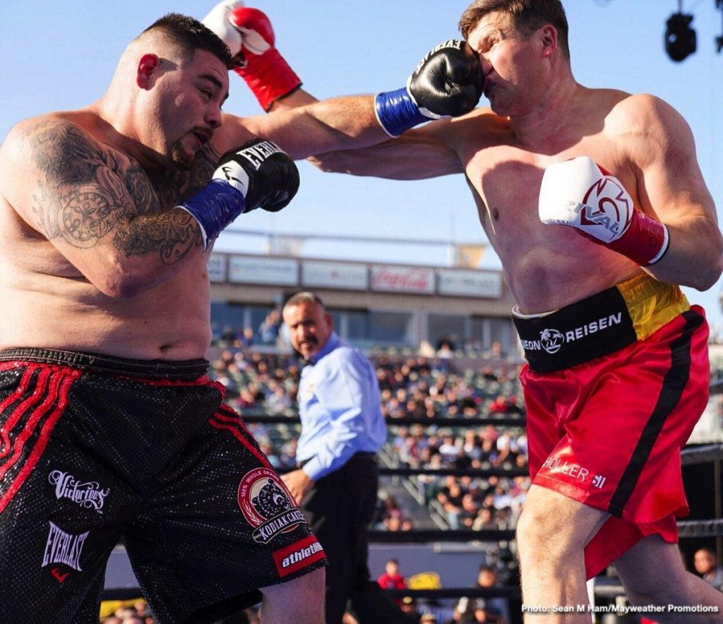 Can Andy Ruiz Make Up For The Heavyweight Failures Of His