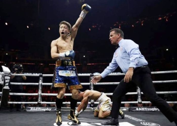 Naoya Inoue Crushes Emmanuel Rodriguez in 2 rounds becomes WBA-IBF Unified Champion