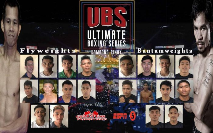 Gerry Penalosa UBS Tournament on ESPN5 Philippines