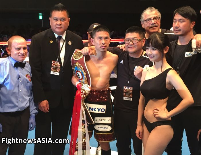 Kazuto Ioka First Japanese Four-Division World Champion FIGHTNEWSASIA