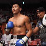 Former Philippine Super Welterweight Champion Arnel Tinampay
