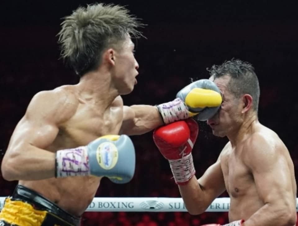 Fight of the Year Inoue vs Donaire