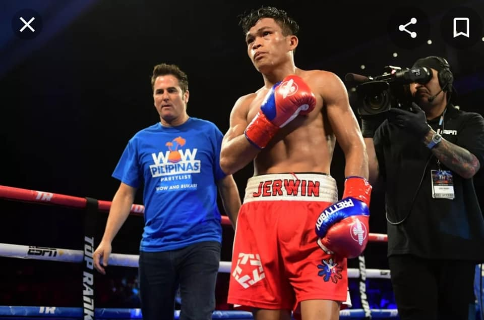 Longest Champion Team Ancajas after successful 8 Title defense against Miguel Gonzales