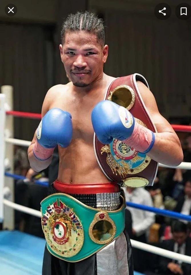 Hosokawa retains OPBF middleweight title