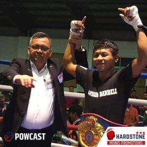 Mendoza TKO's Bau to win the WBF International flyweight title