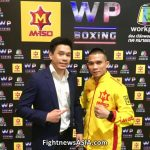 Srisaket Sor Rungvisai: I'm Happy for Chocolatito, Want Estrada