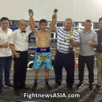 Fighters from China, Korea, Hong Kong Score Knockout Wins in Thailand