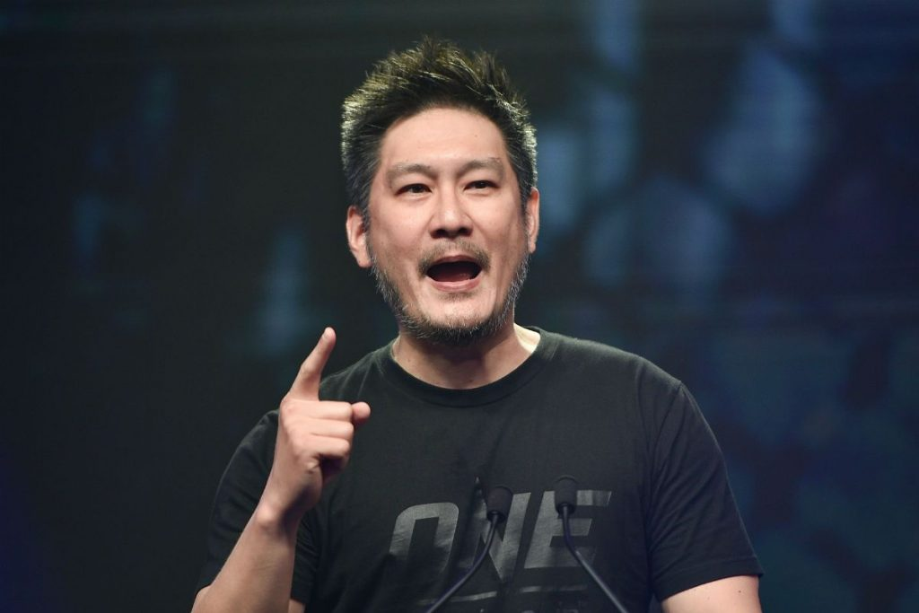 Chatri Sityodtong Announces ONE's Return To Action On 31 July