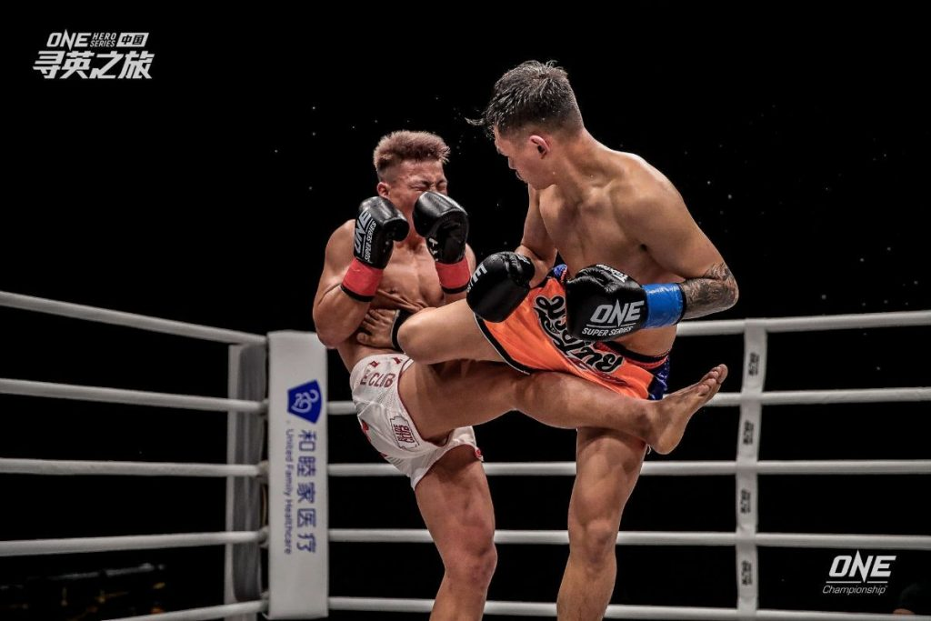 ONE Championship Makes Successful Return To Closed-Door Audience-Free Events With ONE Hero Series In Shanghai, China
