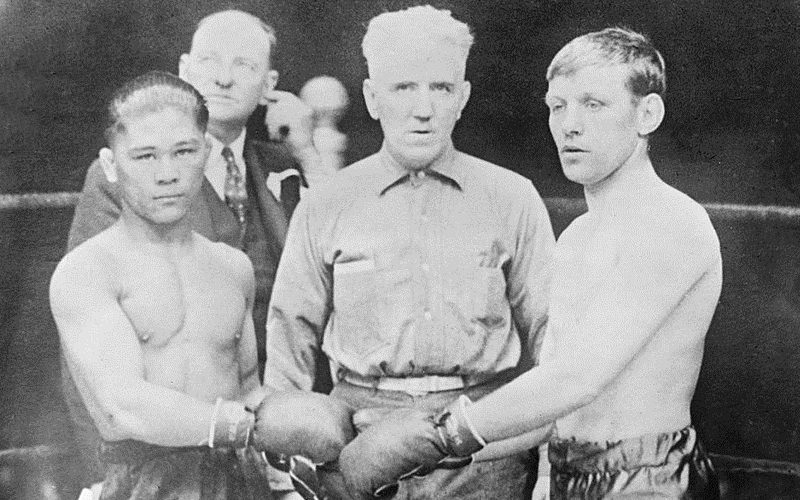 Panchito Villa became the first Filipino boxer to conquer a world title