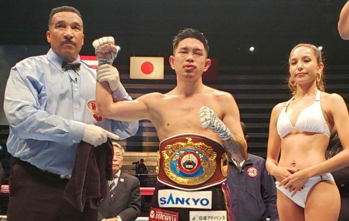 WBO Jr. Bantamweight World Champion Kazuto Ioka Explores Options For 2020