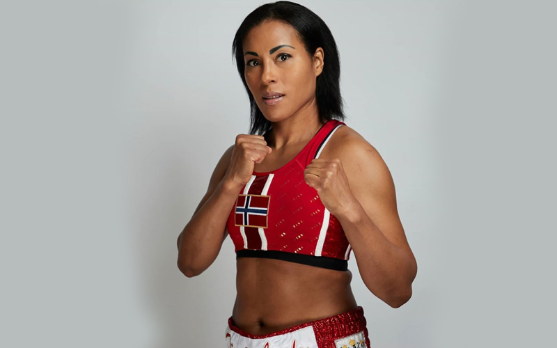 Big Bear prepare Braekhus not jesting about Jess!