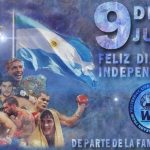 Happy Independence Day Argentina