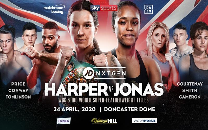 Harper poised to harpoon