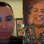"""Peter Maniatis of KO Boxing Show Australia interviewed the Hall of Fame Referee Joe """"Fair but Firm"""" Cortez"""