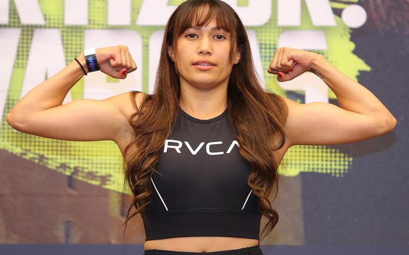 Seniesa Estrada poised to defend WBC Silver title tonight in California