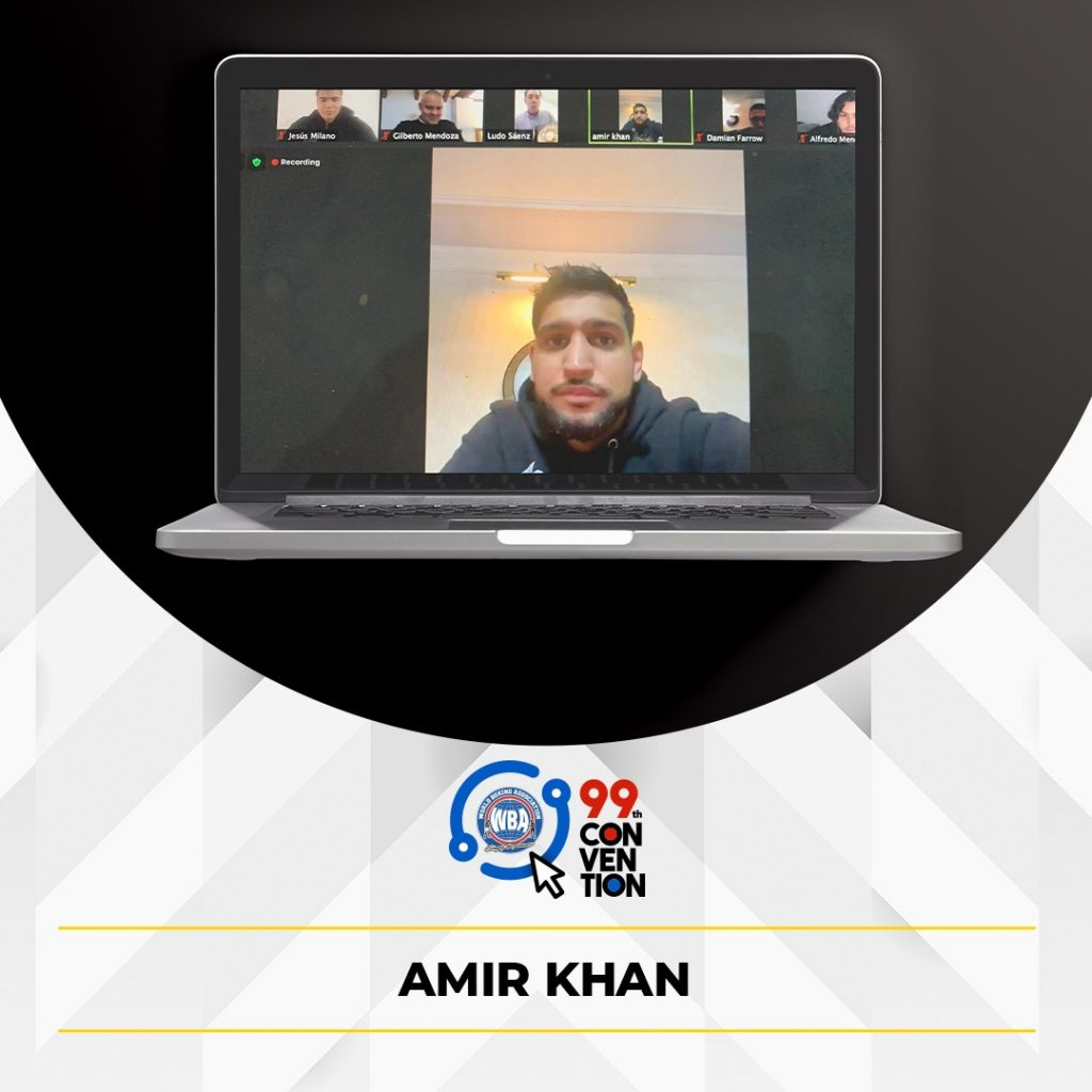 The WBA will take boxing to Pakistan with Amir Khan
