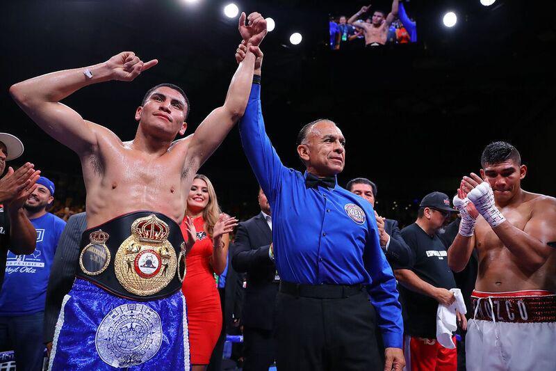 Vergil Ortiz will defend his WBA-Gold belt against Vargas this Friday