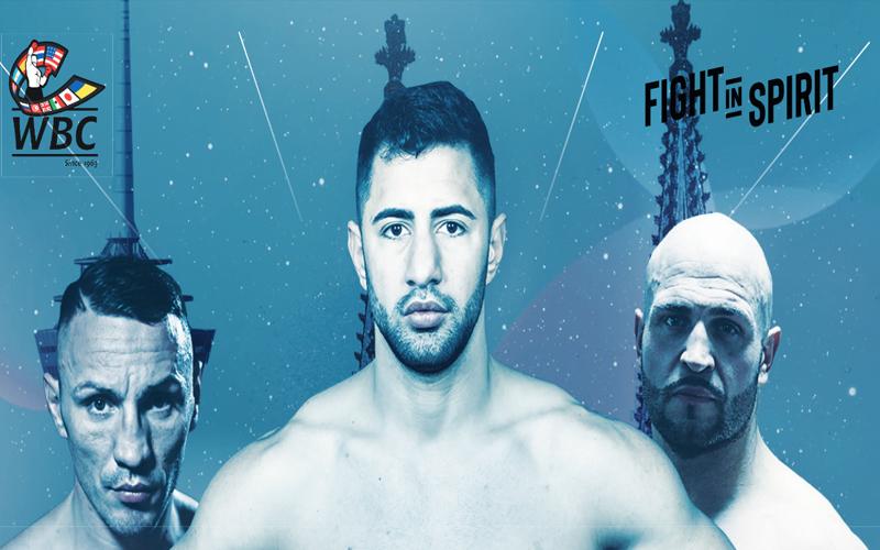 WBC Mediterranean title in Germany