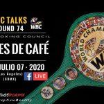 "WBC TALKS 74 ""Coffee Tuesday"" with Mauricio Sulaimán"
