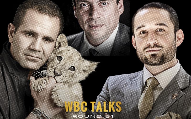 WBC TALKS, ROUND 81: Black Jaguar White Tiger