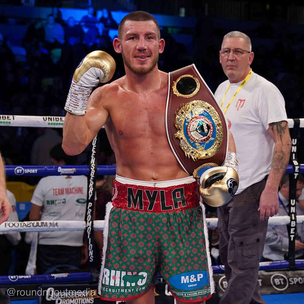 WBO Ranked #2 'Machine' Liam Williams Has Signed A New Long-Term Promotional Agreement With Frank Warren And Queensberry Promotions.