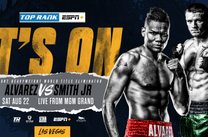 """WBO World Title Eliminator Marks Top Rank's Return To The MGM Grand """"Bubble"""""""