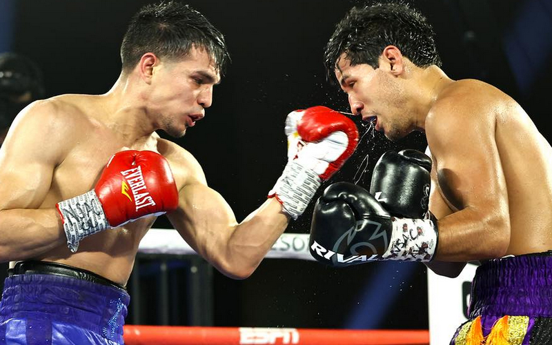 Zepeda defeated Castañeda in Las Vegas