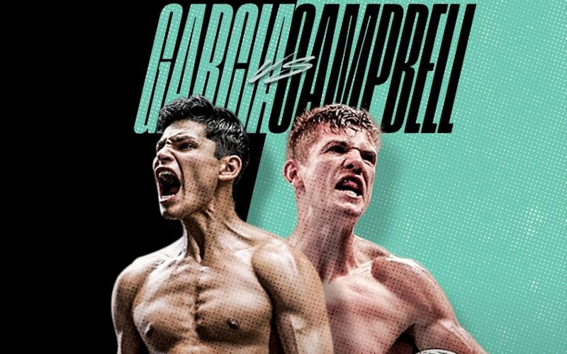 Campbell vs Garcia first Purse bid by videoconference