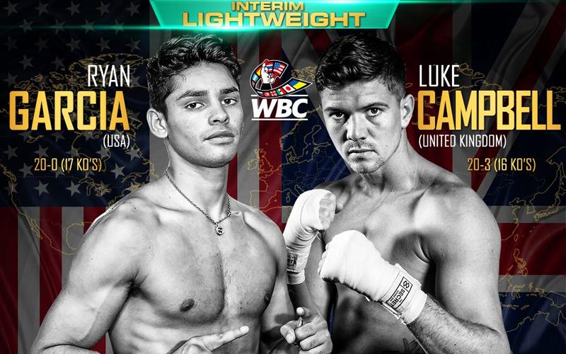 Campbell vs. Garcia – A DONE DEAL!