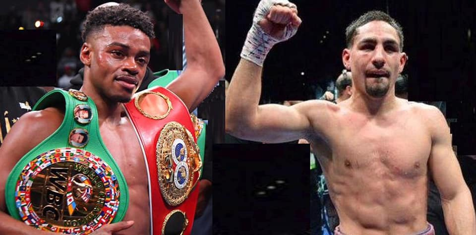 Errol Spence vs Danny Garcia Set for Nov 21