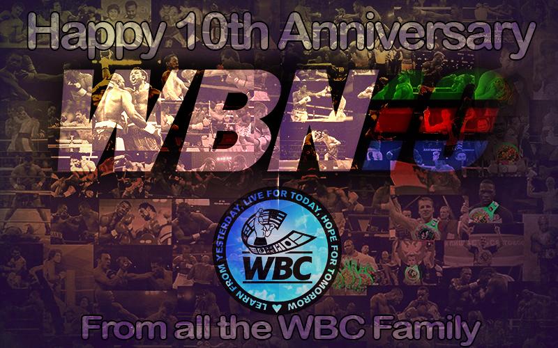 Happy Tenth Anniversary World Boxing News