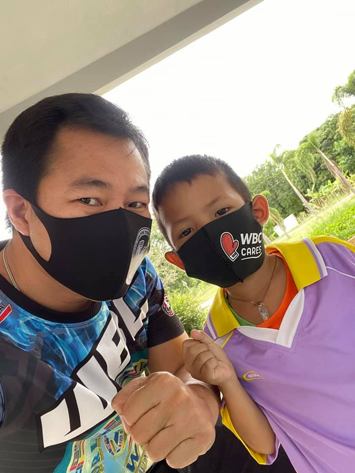 Life saving WBC Cares donation in Thailand