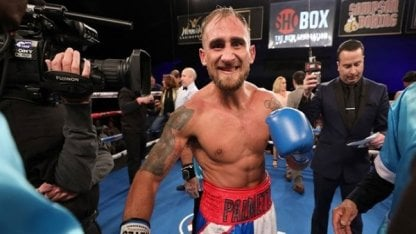 Palmetta and Wiggins will fight for the WBA-International Welterweight belt