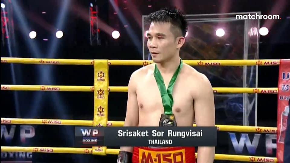 Rungvisai defeats Amnat Ruenroeng by Unanimous decision