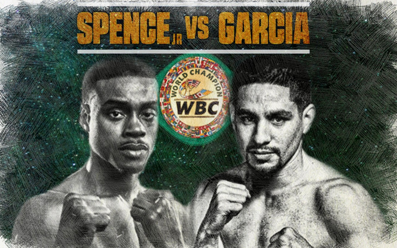 Spence Jr. and Garcia will clash on November 21