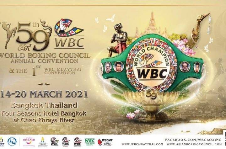 WBC TO STAGE THE 1ST WBC MUAY THAI CONVENTION IN BANGKOK