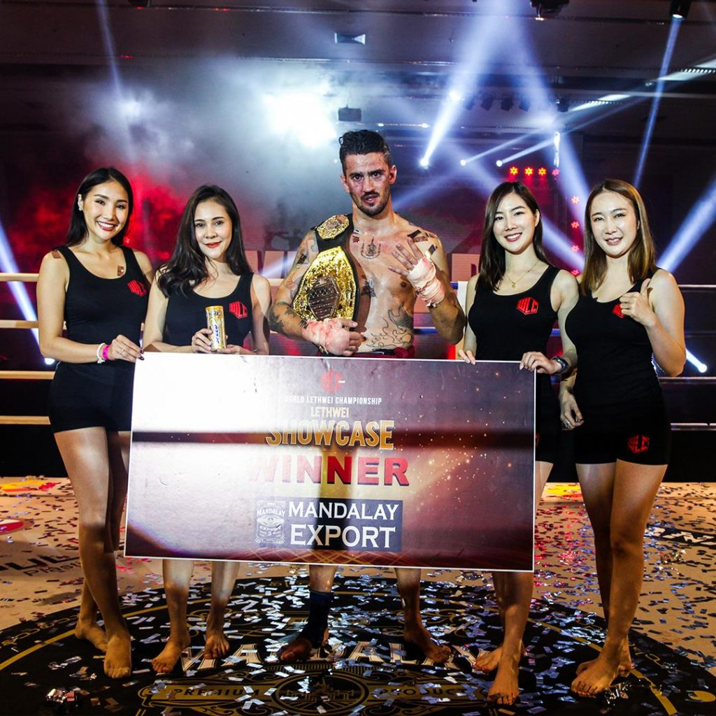 ANTONIO FARIA RETAINS LIGHT WELTERWEIGHT WORLD LETHWEI CHAMPIONSHIP AT WLC LETHWEI SHOWCASE NICO MENDES MAKES IMPRESSIVE DEBUT WITH KNEE KNOCKOUT IN CO MAIN-EVENT