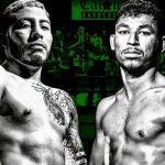 Alejandro Santiago vs Willibaldo García for WBC Int'l Belt Monday in Tijuana México